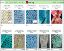 My Ravelry Designs