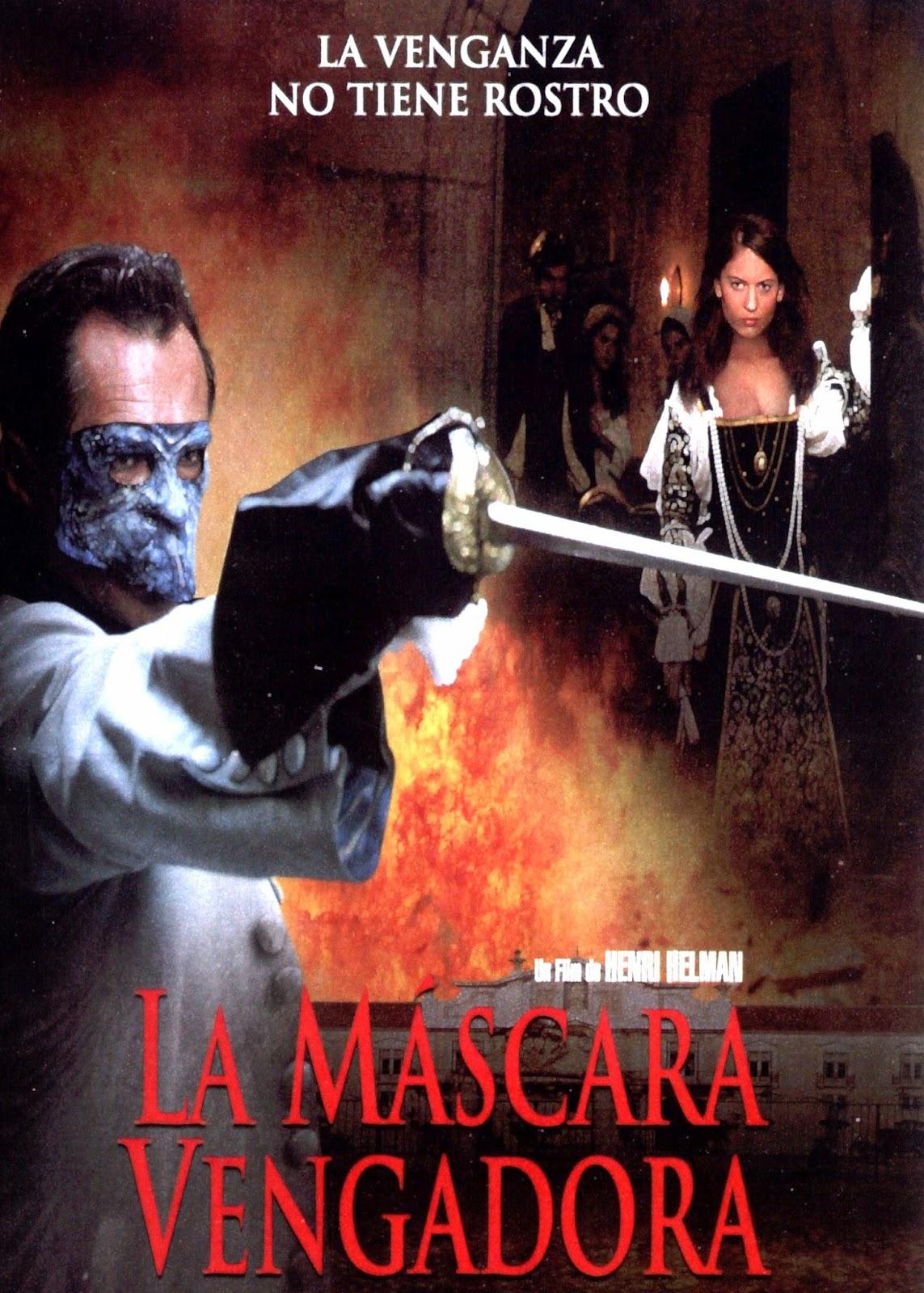 La Máscara Vengadora: Lagardére (2003)