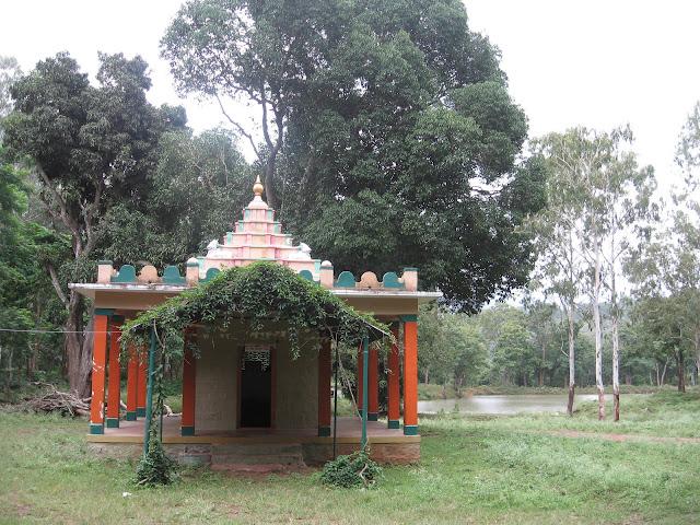 Kyathadevara Gudi(K Gudi temple)