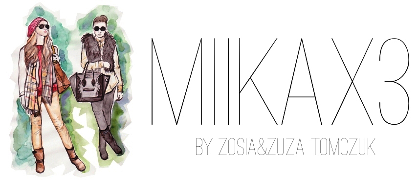 miikax3 | by Zosia and Zuza Tomczuk