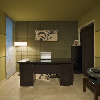 Office furniture office designs photos office office - How to decorate a home office ...