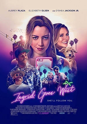 Ingrid Vai para o Oeste Torrent Download