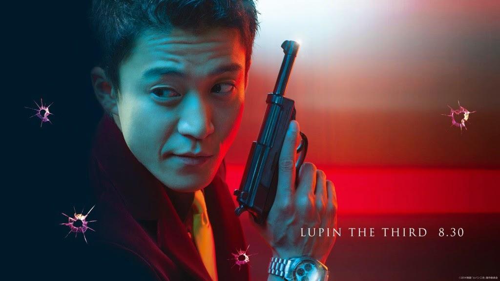 Shun Oguri as Lupin  h...