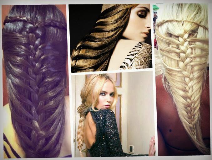 Trenza Sirena, Peinados de Moda