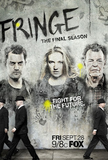 Download - Fringe S05E01 - HDTV + RMVB Legendado