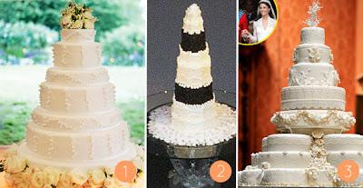 Best Celebrity Wedding Cake