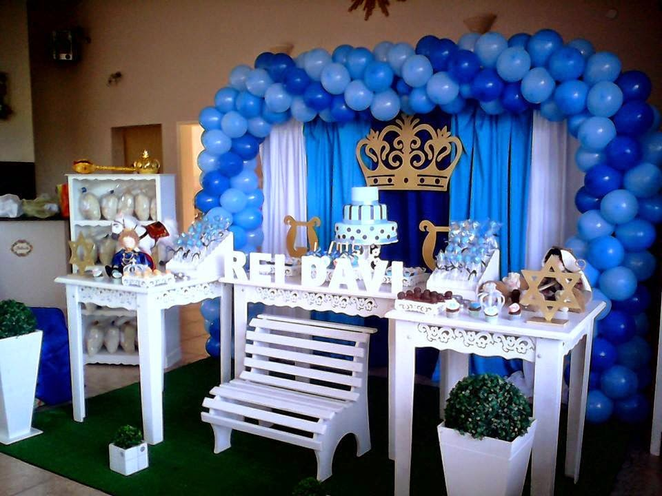 decoracao festa rei arthur:KIKA Festas e Decorações Infantil Campinas: DECORAÇÃO REI DAVI