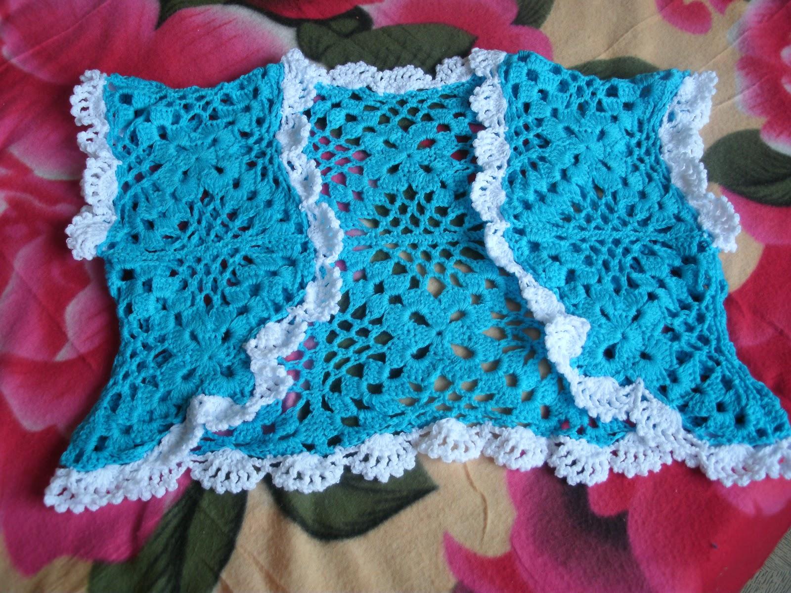 Muestras De Tejidos En Crochet