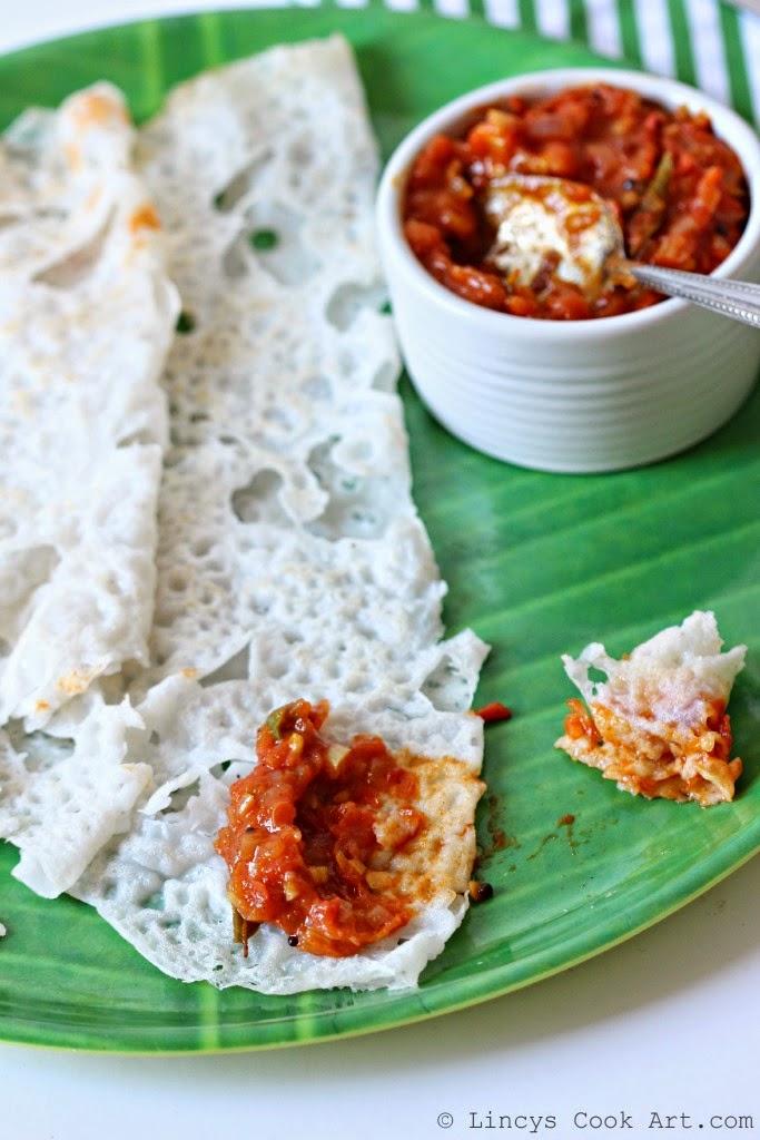 Mangalorean Neer dosa recipe