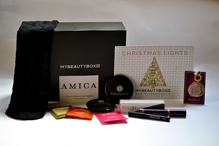 my beauty box dicembre 2014