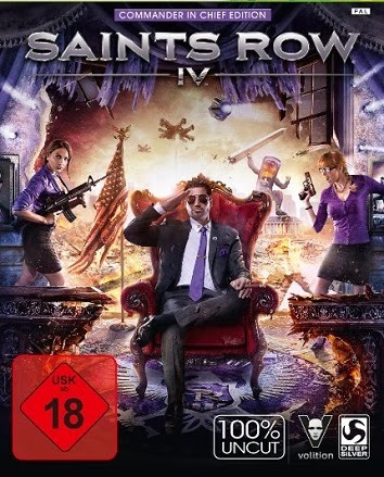 Saints Row PC Game Torrent