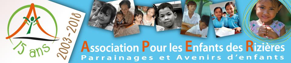 Association Pour les Enfants des Rizières