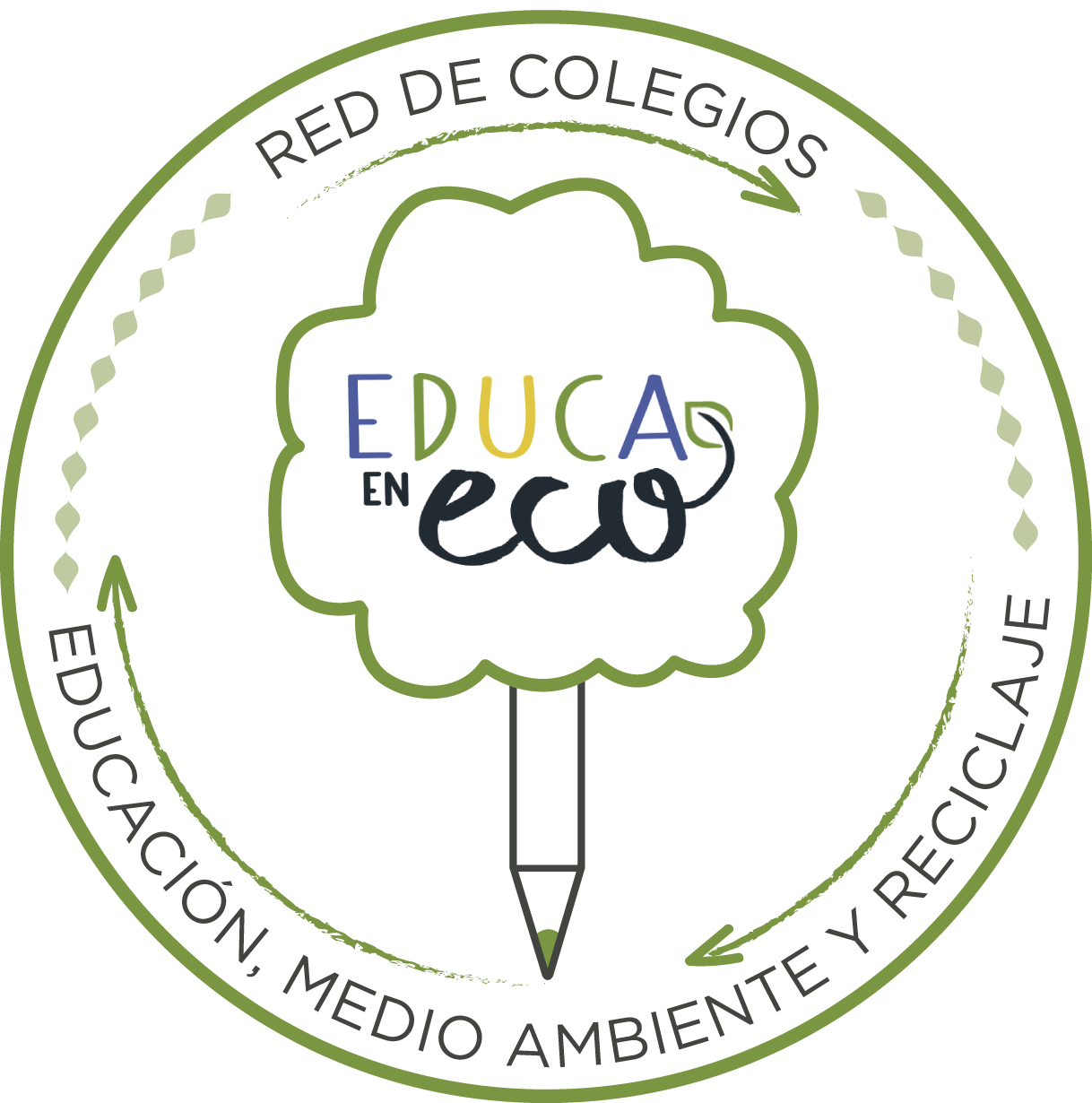 Sello de Red EducaenEco