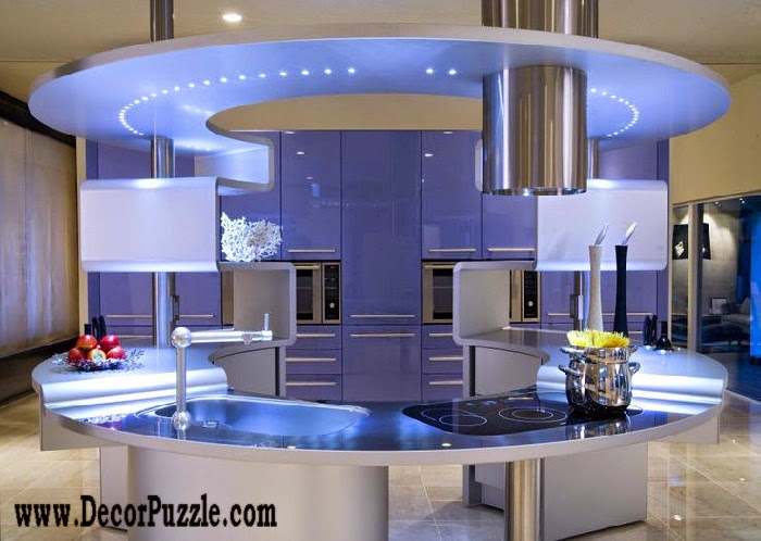 Minimalist Kitchen Design And Style, Contemporary Kitchen Designs 2018
