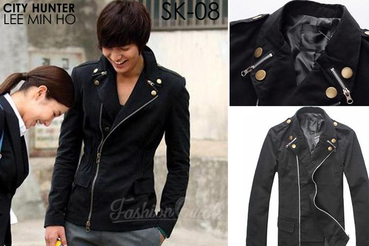 FASHION COWOK | Toko Jaket Online | Jaket Crows Zero | Jaket Korean Style | jual murahKorean Jacket Double Zipper | Jaket National Geographic