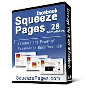 facebook squeeze page