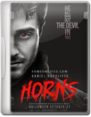 Account Suspended Horns Movie Poster