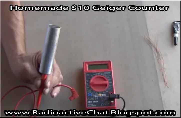DIY Geiger Counter