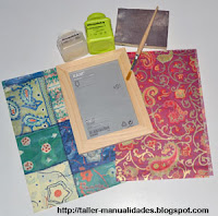 Papel decopatch