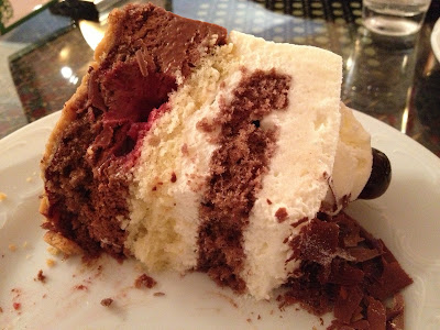 Cafe Koenig Black Forest Gateaux
