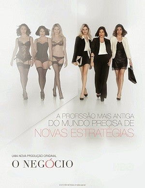 O Negócio - 2ª Temporada Torrent Download