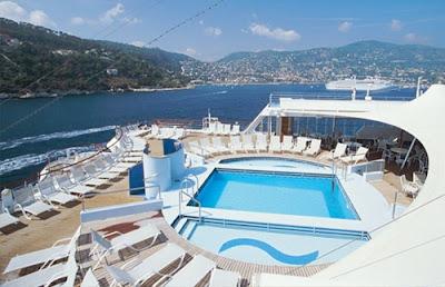 Los cruceros por el Mediterráneo