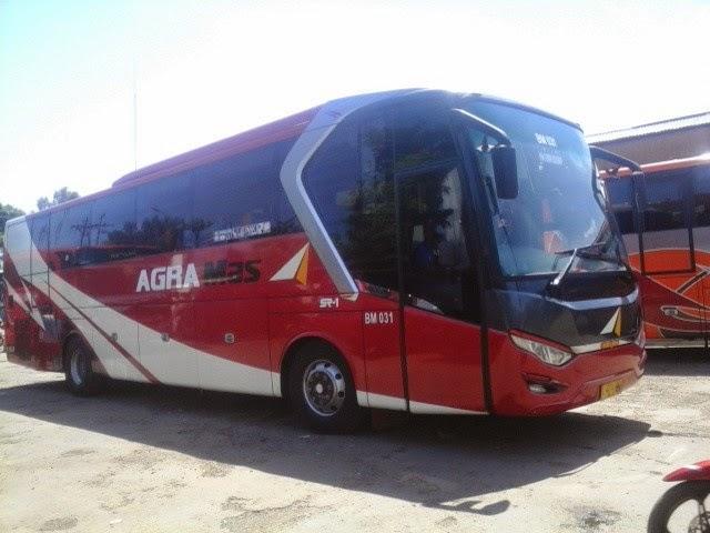 Kumpulan dan Koleksi bus Agra Mas Terbaru 2015 All new Legacy-Jetbus 2HD