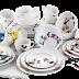 Coleção de louças de porcelana decoradas com personagens da Disney, OMG *-*