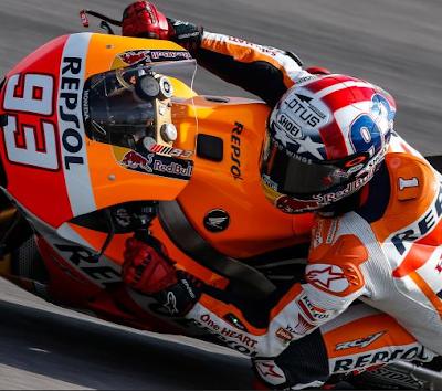 'Ant-Man' Menangi Race MotoGP Indianapolis 2015