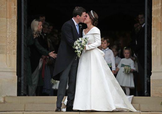 Princess Eugenie has chosen her maid of honour advise