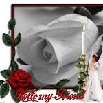 Een bloemetje voor al mijn volgers
