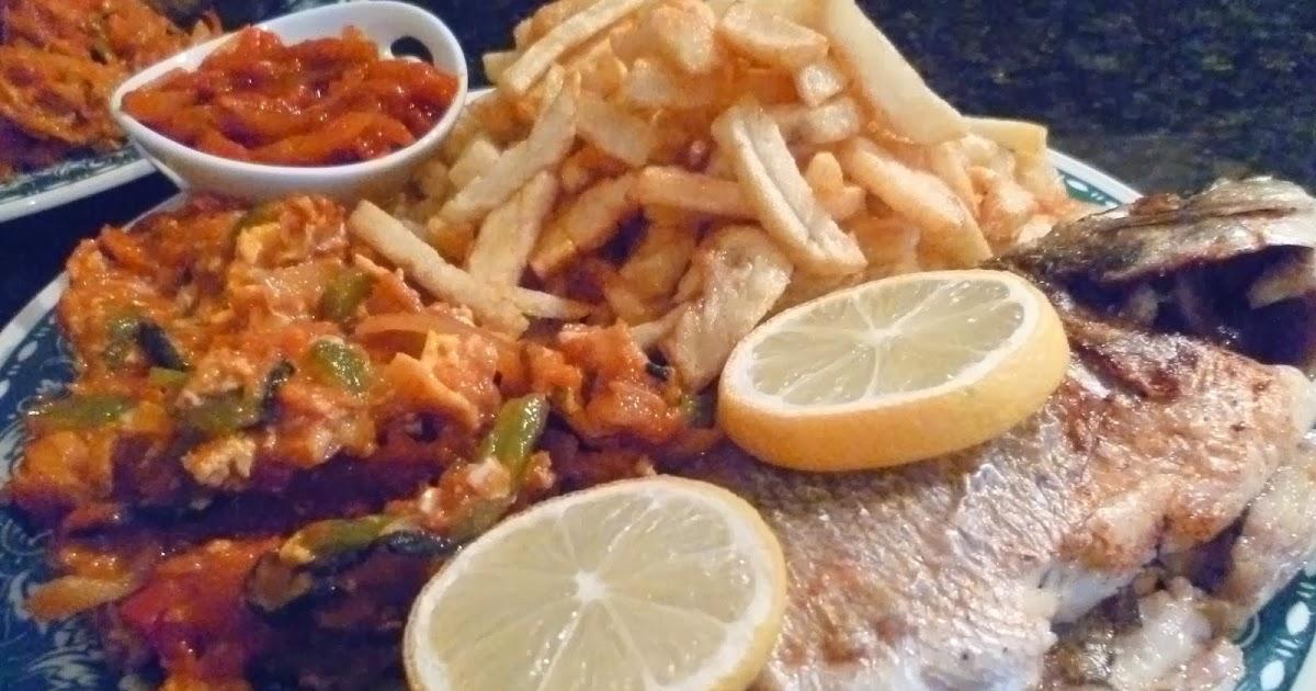 La cuisine de nadia complet poisson tunisien recette film e - Tastira cuisine tunisienne ...