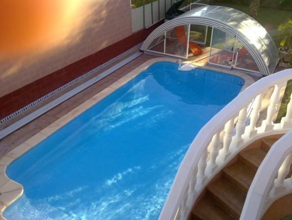 empresas de piscinas que ofrecen cubiertas piscinas en toledo guadalajara y madrid