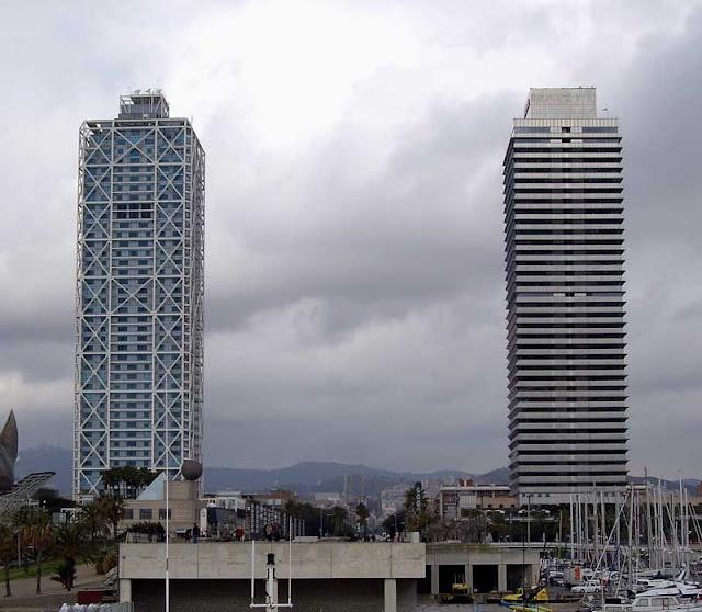 Hotel Arts y Torre Mapfre (Barcelona), José Luis Navarro Martínez