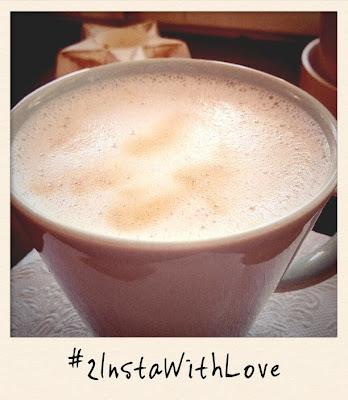 Coconut cafe latte