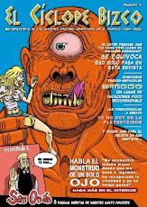 El Cíclope Bizco nº 0. (Formato issuu)