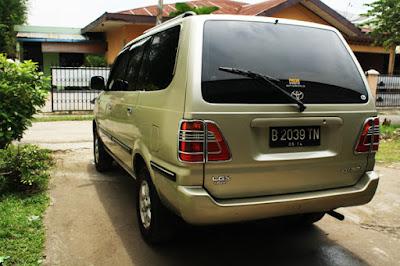 Harga Mobil Bekas Toyota (Part 23)