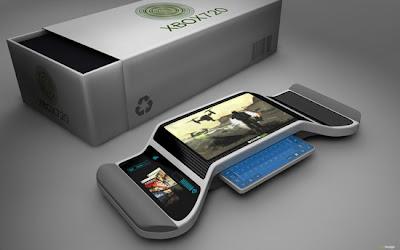 Aparência 1 para o Xbox 720