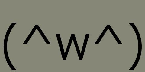 Auto Simple Eye Catch Generator Version 1.0.0 で生成したアイキャッチ画像((^w^))