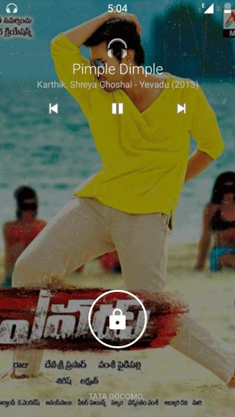 Tampilan ROM Xiaomi Redmi 1s Kitkat