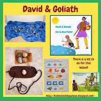 http://www.biblefunforkids.com/2014/02/david-and-goliath.html