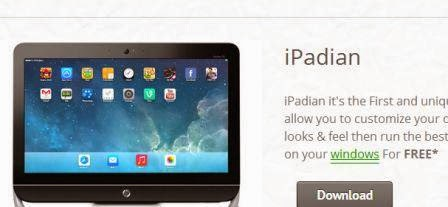 Download FaceTime for PC using ipadian