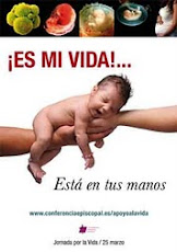 Tengo derecho a Nacer ...Es mi vida ,,, está en tus manos ...