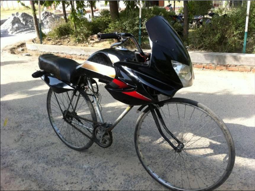 Funny Bikes