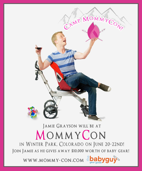 Mommy Con Prizes!