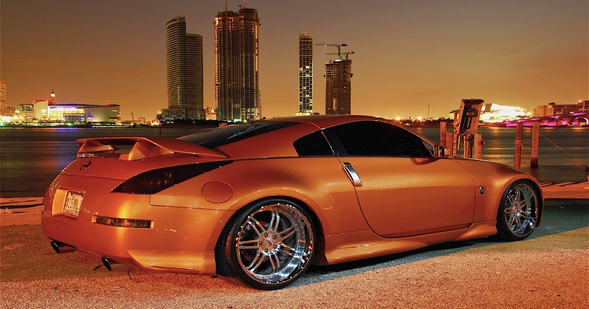 nissan 350z hd wallpapers latest cars models collection. Black Bedroom Furniture Sets. Home Design Ideas