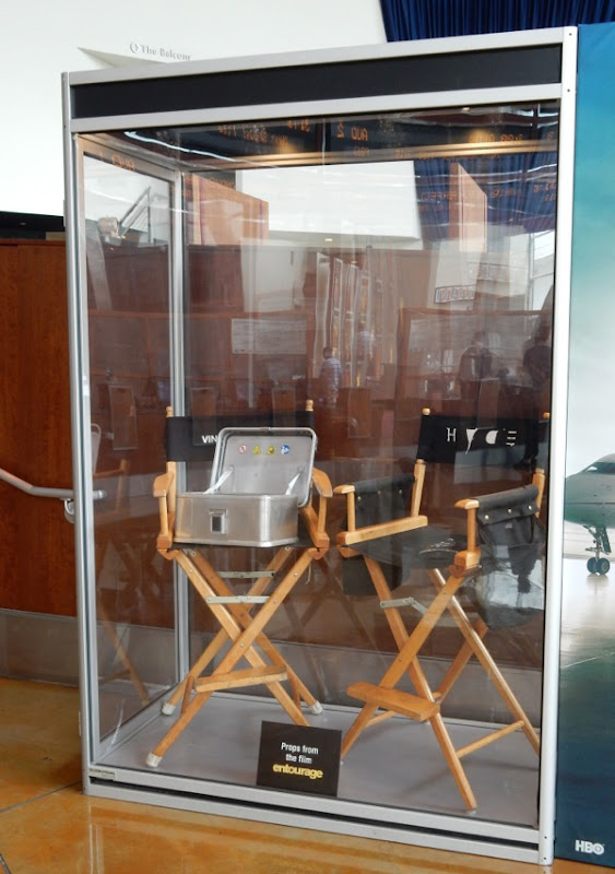 Entourage movie props