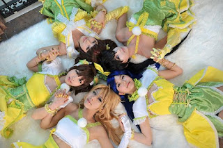 The Idolmaster Cosplay by Korean Cosplayers