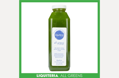 Informative blog for you the big squeeze green juice taste test exhale spas across the country with three fitness classes one restorative therapy like a massage and a daily supply of juice on the menu malvernweather Choice Image