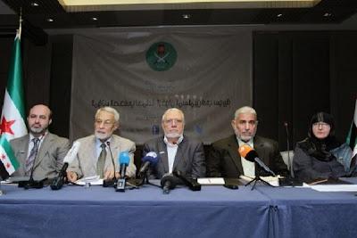 Ikhwanul Muslimin Syria sedia lancarkan parti politik bernama Waad